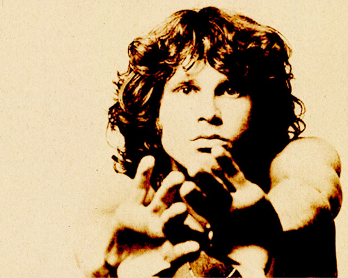 Jim Morrison's Lieblingsorte in Paris