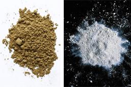 Heroin & Kokain
